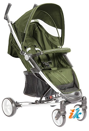 Детская прогулочная КОЛЯСКА Lider Kids  S401B VIKI, Лидер Кидс S-401-B, 4-х колесная, супер легкая и компактная коляска на алюминиевой раме, с накидкой на ноги, дождевиком, сумкой для транспортировки и рюкзаком. Цвет ХАКИ