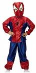 Детский карнавальный костюм Спайдермена, Человека - паука серии Карнавалия фирмы