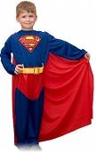 Детский карнавальный костюм Супермена серии Карнавалия фирмы