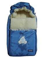 Конверт для новорождённых WOMAR - это теплый зимний конверт - трансформер из овчины, который меняет свои размеры, используется 3 зимы!