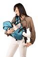 удобные рюкзаки, слинги, кенгуру для переноски новорожденных детей