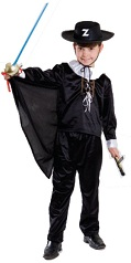 детский карнавальный костюм Зорро Zorro Н62335, Н62336 фирмы