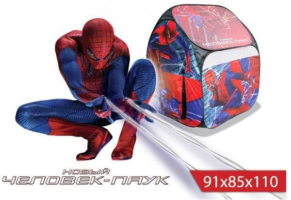 домик человека-паука, детский игровой домик Спайдермена, домик Человека-Паука купить