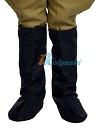 Сапоги военные, имитация детских кирзовых сапог для военной формы, имитация военных кирзовых сапог детских, материал текстиль грета, размер S, 5-6 лет, рост 116-122