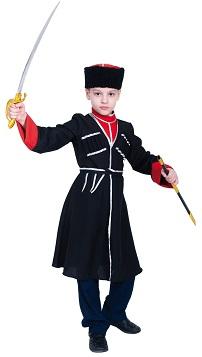 купить костюм кавалериста, купить костюм казака кавалериста с шашкой