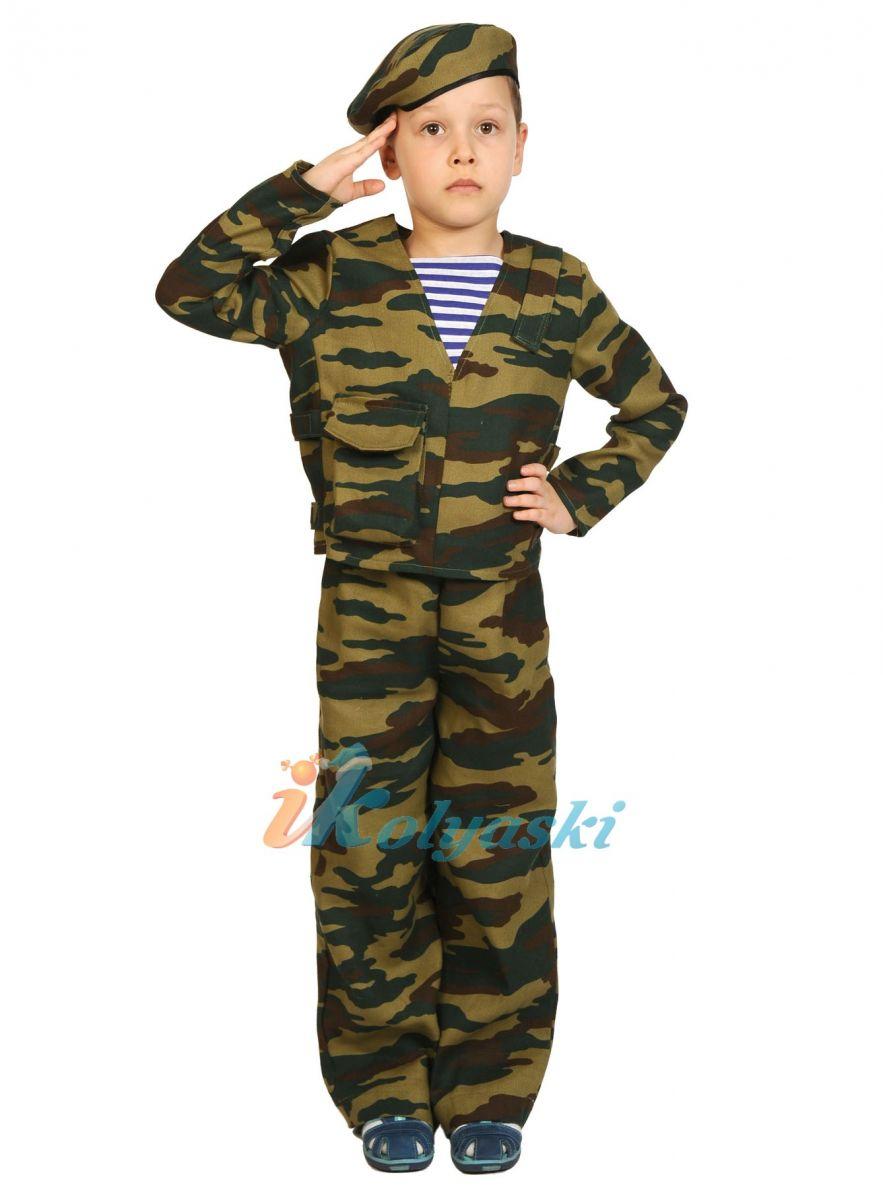 Военная форма для мальчиков своими руками