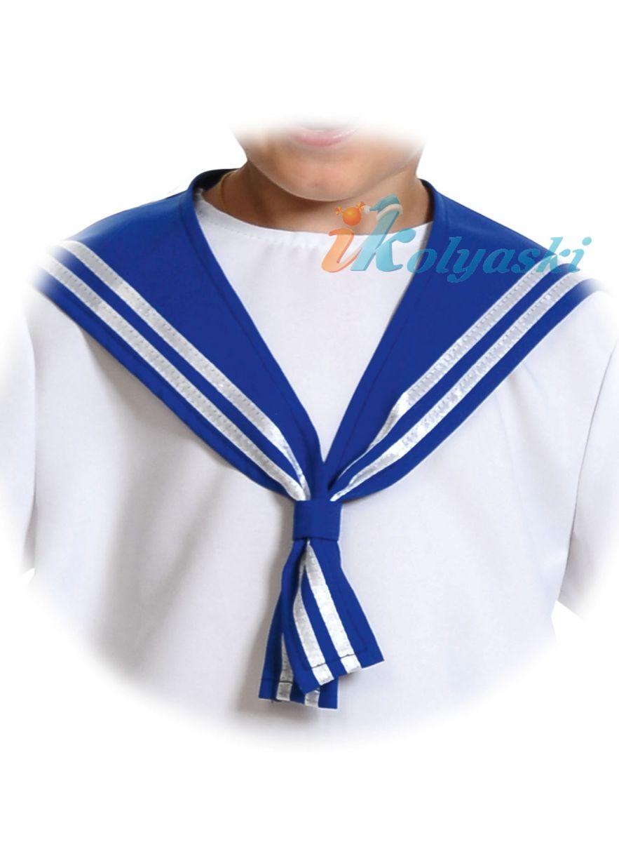 Костюм моряка для мальчика своими руками: пошаговая инструкция