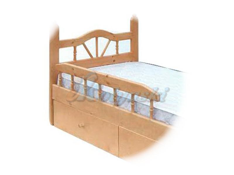 Детская кровать с бортиком Луч-1, детские кровати из натурального дерева, детские кровати с бортиками, кровать с бортиком, детская кровать с бортиками, детские кровати с бортиками фото и цены, детская кровать с бортиком купить, кровати от 2 лет, кровати от 3 лет