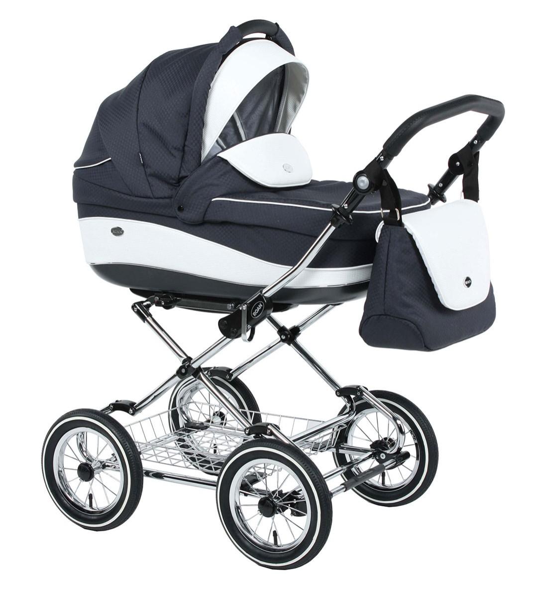 Детская коляска для новорожденных 3 в 1, Roan Emma - Роан Эмма, самая модная коляска для новорожденных, модные коляски, купить коляску для новорожденного, детские коляски роан, детские коляски roan, Roan Emma, цвет RP11