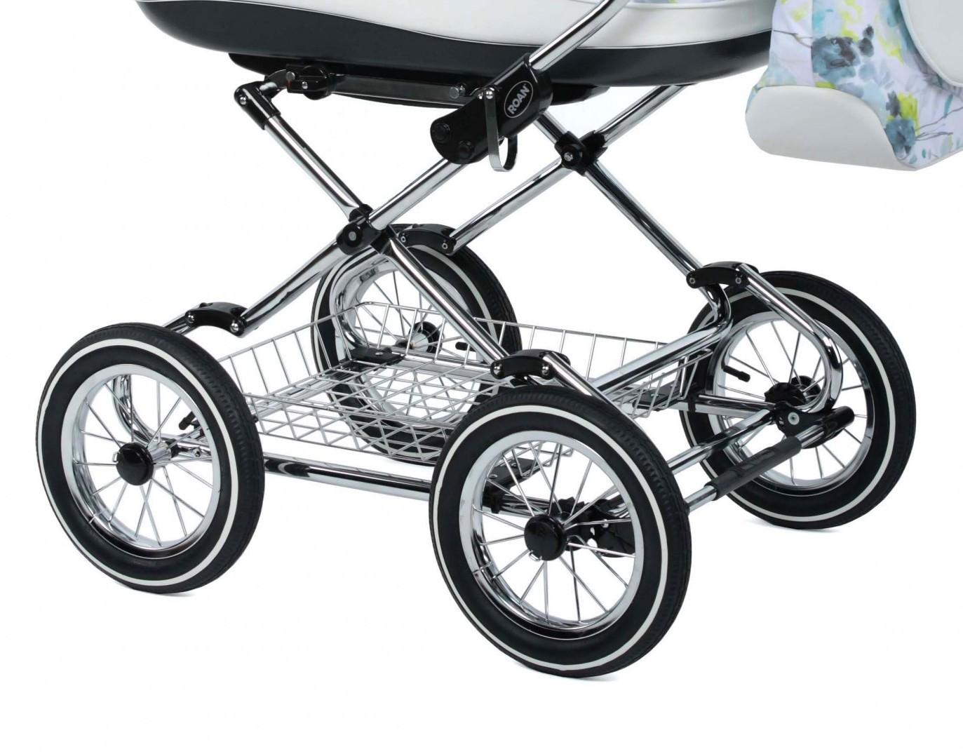Детская коляска для новорожденных 3 в 1, Roan Emma - Роан Эмма, новинка, самая модная коляска для новорожденных, модные коляски 2018, купить коляску для новорожденного, детские коляски роан, детские коляски roan, Roan Emma