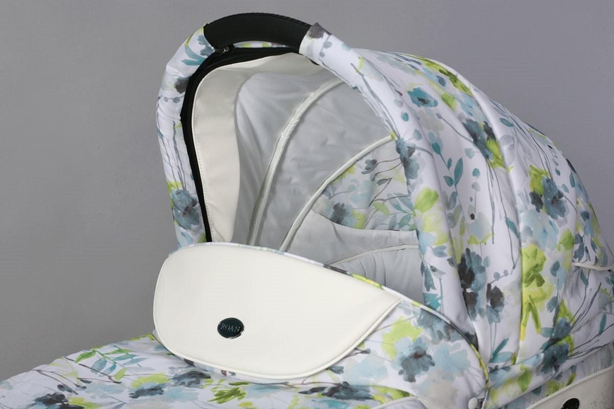 Детская коляска для новорожденных 3 в 1, Roan Emma - Роан Эмма,  самая модная коляска для новорожденных, модные коляски 2018, купить коляску для новорожденного, детские коляски роан, детские коляски roan, Roan Emma
