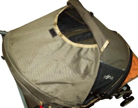 Детская легкая  коляска-трость Ecobaby Tropic с лежачим положением спинки и большим колпаком, летние коляски, всесезонные коляски трости, купить коляску трость, детская коляска-трость купить