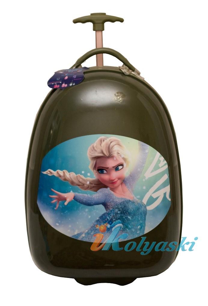 Детские чемоданы на колесиках эгги цена красивые мужские рюкзаки