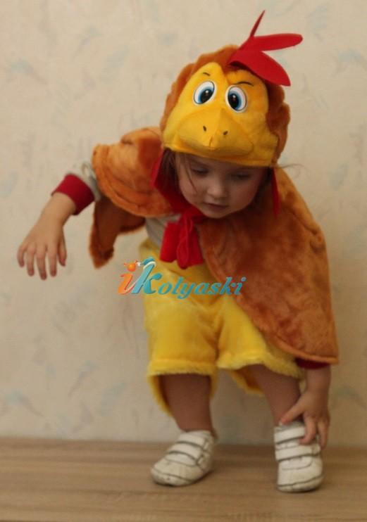 Детский костюм петуха своими руками фото 629
