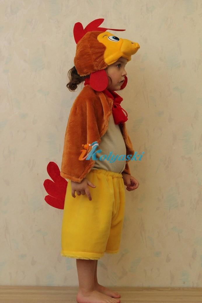 Детский костюм петуха своими руками фото 138