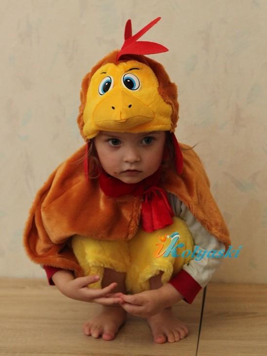 Детский костюм петуха своими руками фото 5