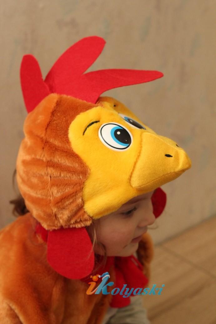 Карнавальный костюм петуха