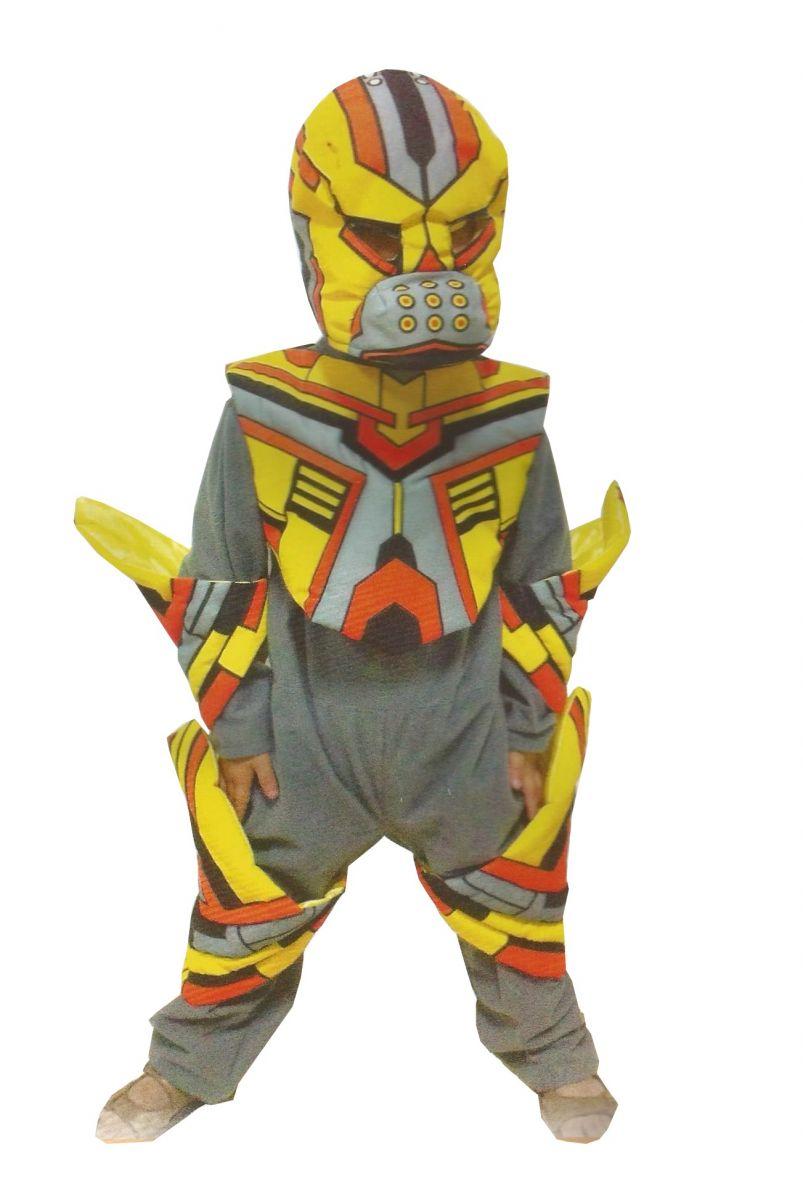 Сшить костюм трансформера для мальчика 47