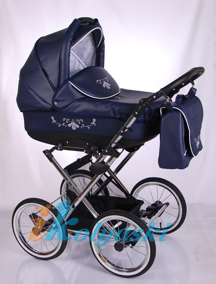 Детская коляска для новорожденных 2 в 1