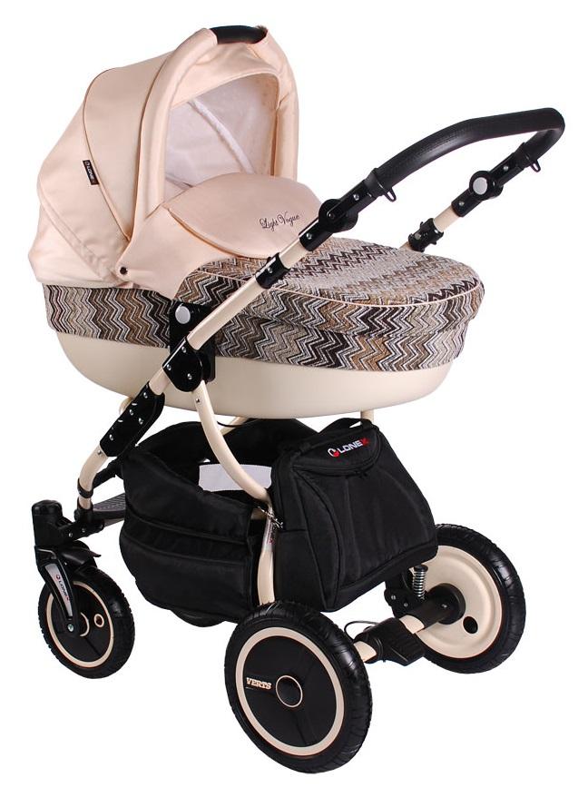 Детская коляска 2 в 1 для новорожденных, Lonex, Lonex Sweet Baby купить
