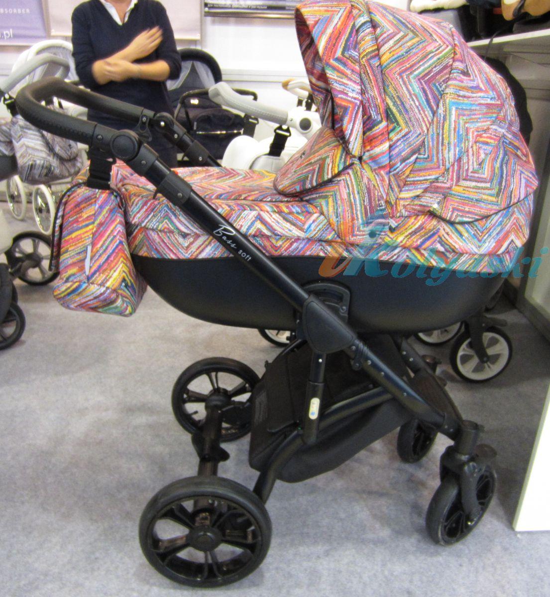 Детская коляска для новорожденных Roan Bass Soft LE, коляска 3 в 1, Роан Басс Софт 3 в 1, купить коляску 3 в 1, модные коляски 3 в 1, лучшие коляски 3 в 1, коляски для новорожденных 3 в 1, коляска на поворотных колесах, Roan Bass Soft, роан басс софт купить, роан басс софт 3 в 1 купить, roan bass soft 3 в 1 купить, Roan Bass Soft , Roan Bass Soft Print 1