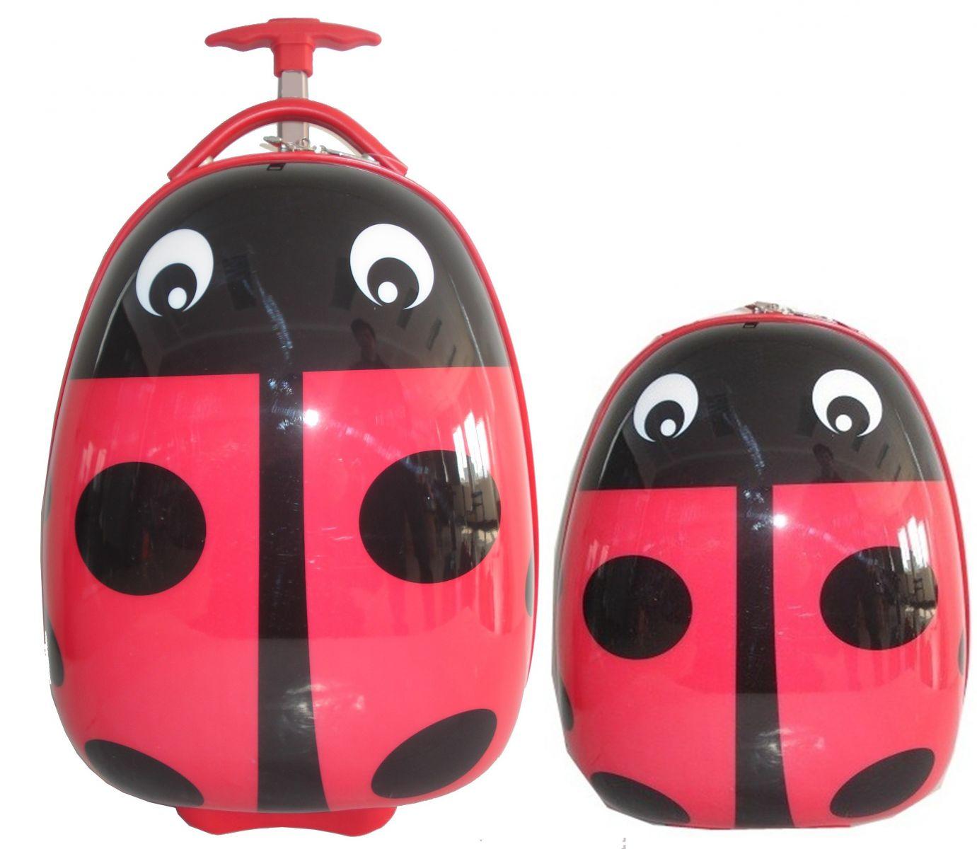 Американские детские чемоданы косметички чемоданы для косметики