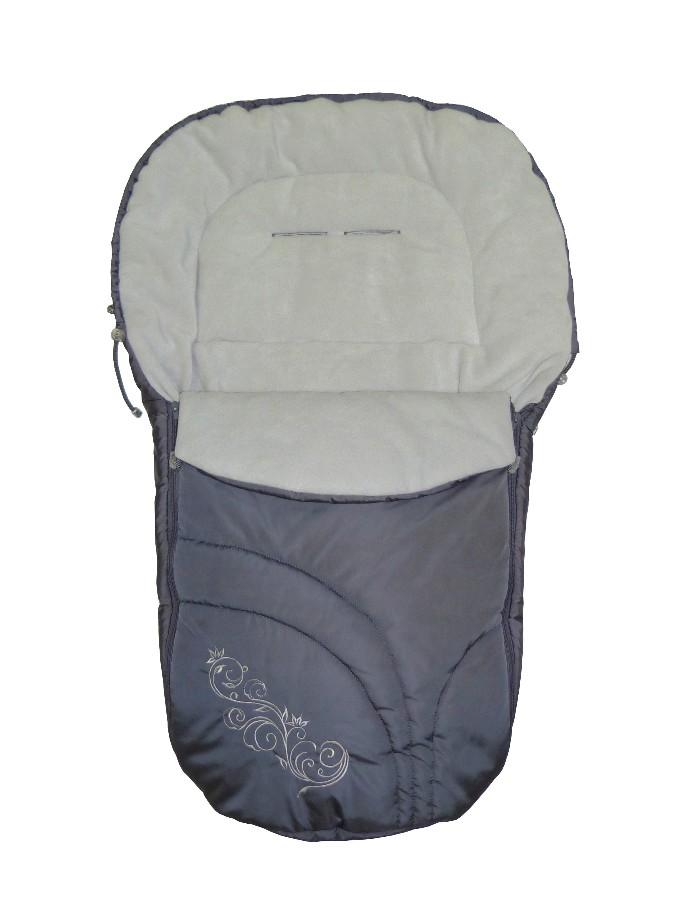 Теплый флисовый конверт для всех типов детских колясок, дополнительный утеплитель в любую прогулочную коляску, детский теплый конверт утеплен синтепухом в 3 слоя, с изнанки подкладка - нежный гипоаллергенный флис. Теплый детский конверт подойдет как для новорожденного ребенка на выписку и в спальную коляску люльку, так и в прогулочную коляску любой фирмы производителя