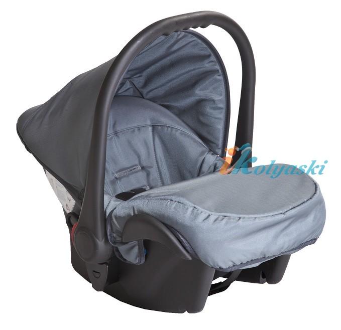 Автокресло детское для новорожденного,  автолюлька для младенца, обшивка сидения  плащевка (ткань) с адаптерами для установки на шасси колясок Lonex. Такое автокресло будет необходимо уже  на выписку из роддома. Цвета в широком ассортименте.