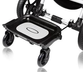 Glider, Подставка для второго ребенка к коляскам Baby Jogger Бэйби Джоггер