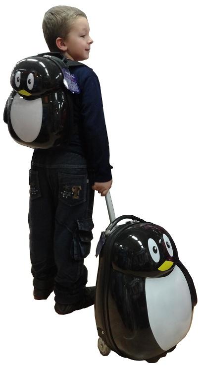 рюкзак на колесах детский.