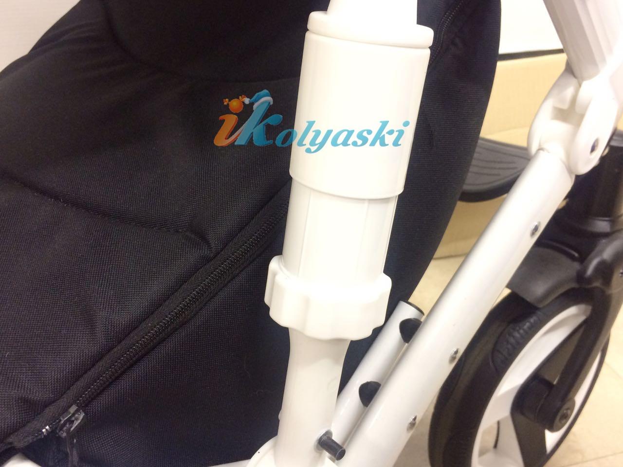 Little Trek Avenir фирменная, оригинальная, Детская спальная коляска для новорожденных два в одном 2 в 1 Литтл Трек Авенир. Боковые амортизаторы, дающие дополнительную мягкость коляске