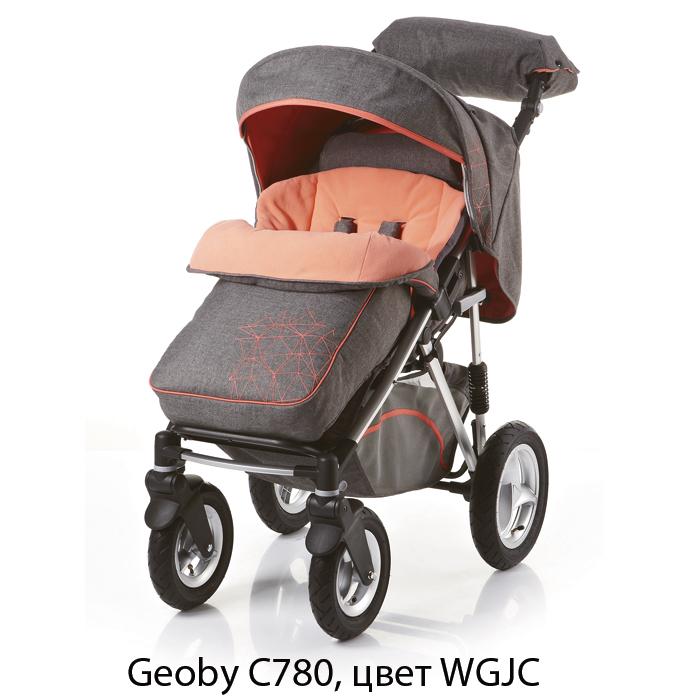 Geoby C780 прогулочная коляска детская, от 7 месяцев до 3-х лет, коляска на одинарных поворотных колесах, прогулочные коляски, детские прогулочные коляски, прогулочная коляска купить