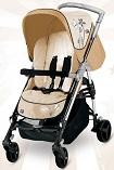 Детская коляска трость Everflo PP-07, Luxe, телескопическая коляска трость, коляска трость с цельной ручкой, коляска трость на одинарных колесах Эверфло ПП-07 Люкс, инглезина зиппи, Купить коляску трость, купить прогулочную коляску