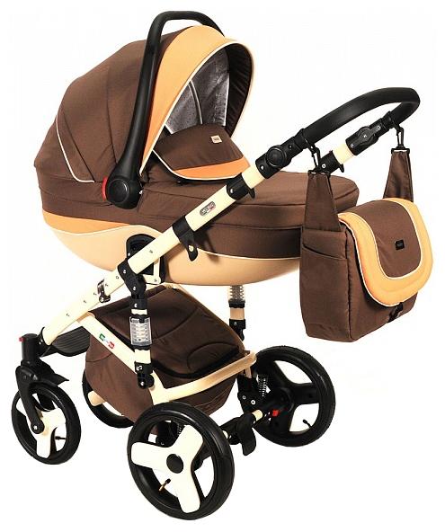 Детская коляска для новорожденных 3 в 1 на поворотных колесах, коляска с автокреслом, коляска с автокреслом группы 0+, коляска Vikalex Tasso, итальянская детская коляска, детские коляски италия, детские коляски 3 в 1 италия, купить коляску 3 в 1, лу