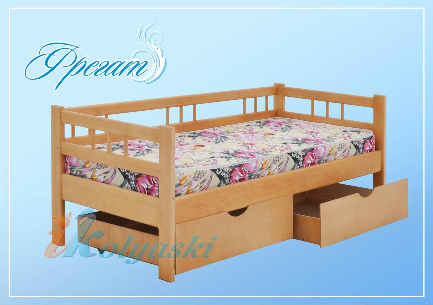Защитный бортик на кровать для детей своими руками