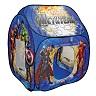 Детская палатка, детский игровой домик с рисунками любимых супергероев - персонажей самых популярных фильмов и комиксов - Мстителей, Супергероев. Эта детская игровая палатка изготовлена из ткани нейлона, который легко стирается и быстро сохнет.