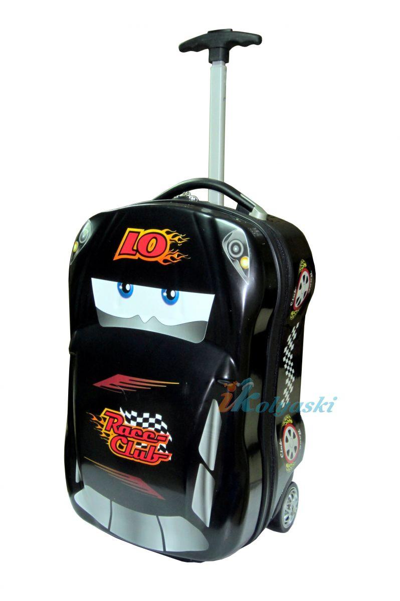 Купить чемодан на резиновых колесах