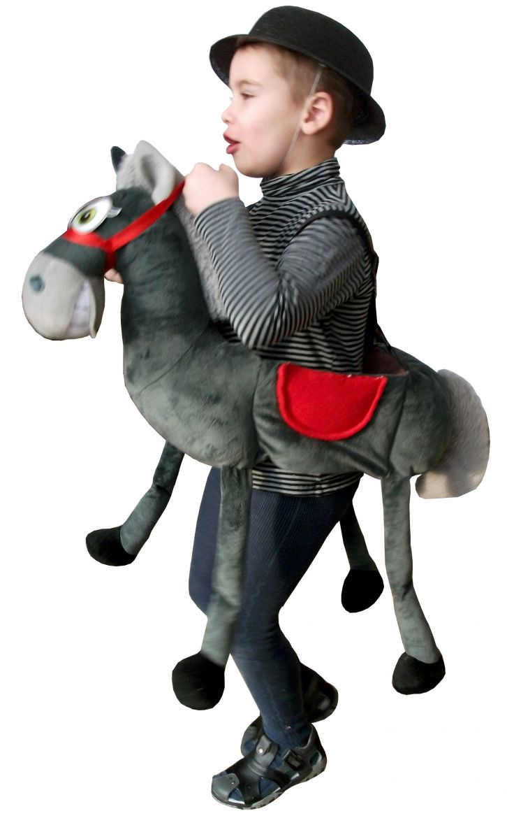 Костюм коня, Детский карнавальный костюм Коня на шлейках ... - photo#36