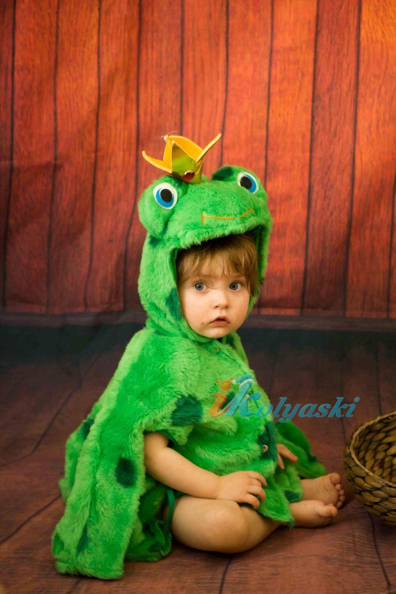 Костюм Царевны-Лягушки. Карнавальный костюм для малышей ... - photo#36