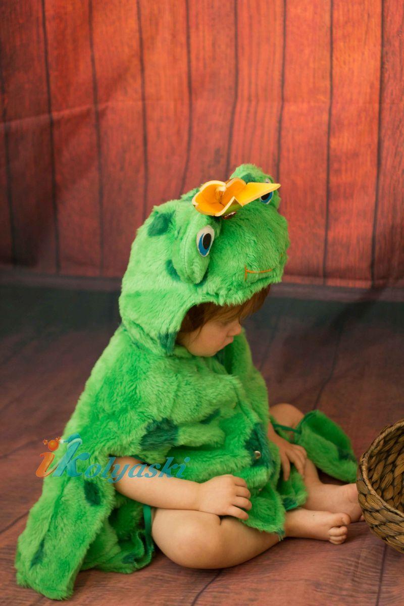 Карнавальный костюм для малышей Царевны Лягушки фирмы ... - photo#32