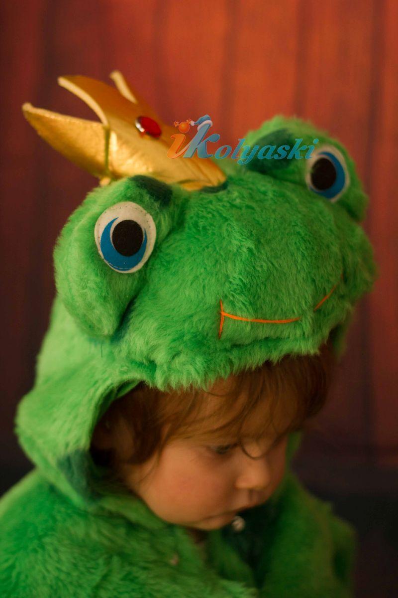 Карнавальный костюм для малышей Царевны Лягушки фирмы ... - photo#33