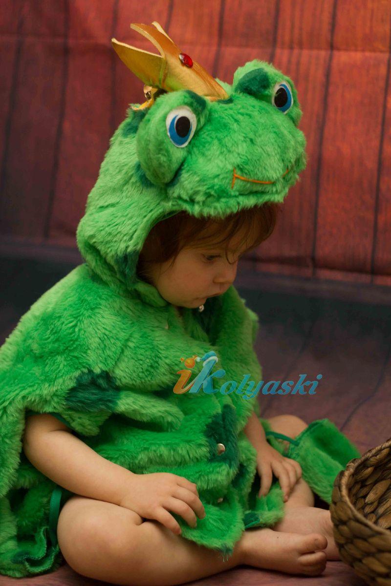 Костюм Царевны-Лягушки. Карнавальный костюм для малышей ... - photo#34