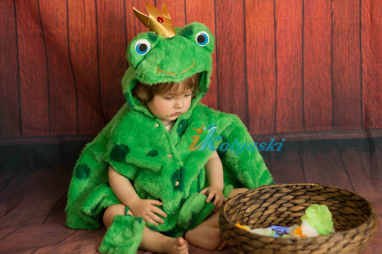 Карнавальный костюм для малышей Царевны Лягушки фирмы ... - photo#40