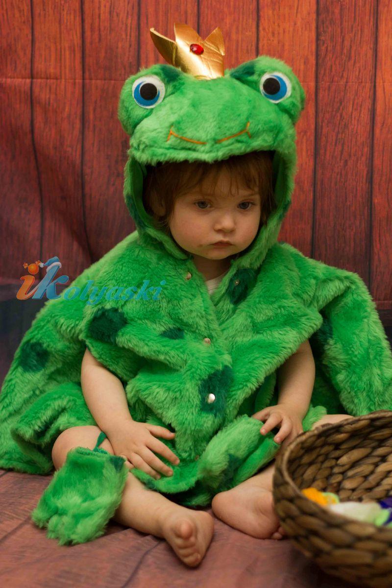 Карнавальный костюм для малышей Царевны Лягушки фирмы ... - photo#26
