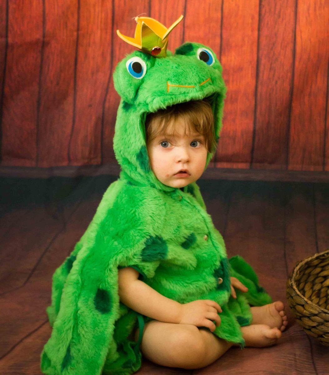 Карнавальный костюм для малышей Царевны Лягушки фирмы ... - photo#16