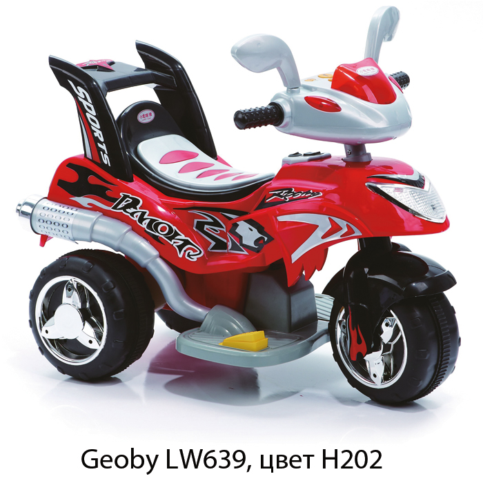 фото детского мотоцикла на аккумуляторе #2