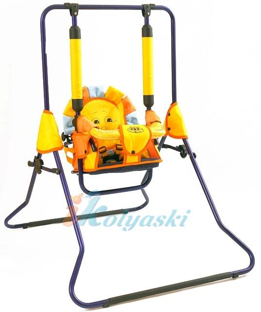 Детские качели напольные (подвесные) для дома, купить, цена