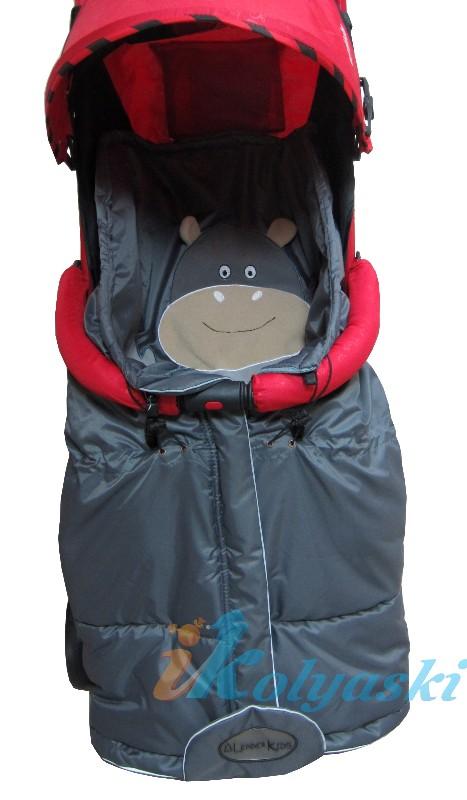 baby sleeping bag for all types of baby strollers, накидка на ноги, универсальный зимний конверт, кокон, зимний конверт, на пуху, пуховой спальный мешок, для новорожденных, в любую спальную коляску или трансформер, конверт фирмы Lider Kid's Лидер Кид