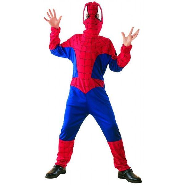 Костюмы на новый год для мальчиков человек паук купить