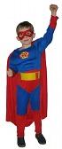 Детский карнавальный костюм Супермена, Супергероя, с мускулатурой, купить костюм супермена, костюм супергероя, костюм супермена купить, детский костюм супермена, костюм супермена детский, куплю костюм супермена, костюм супермена дешево